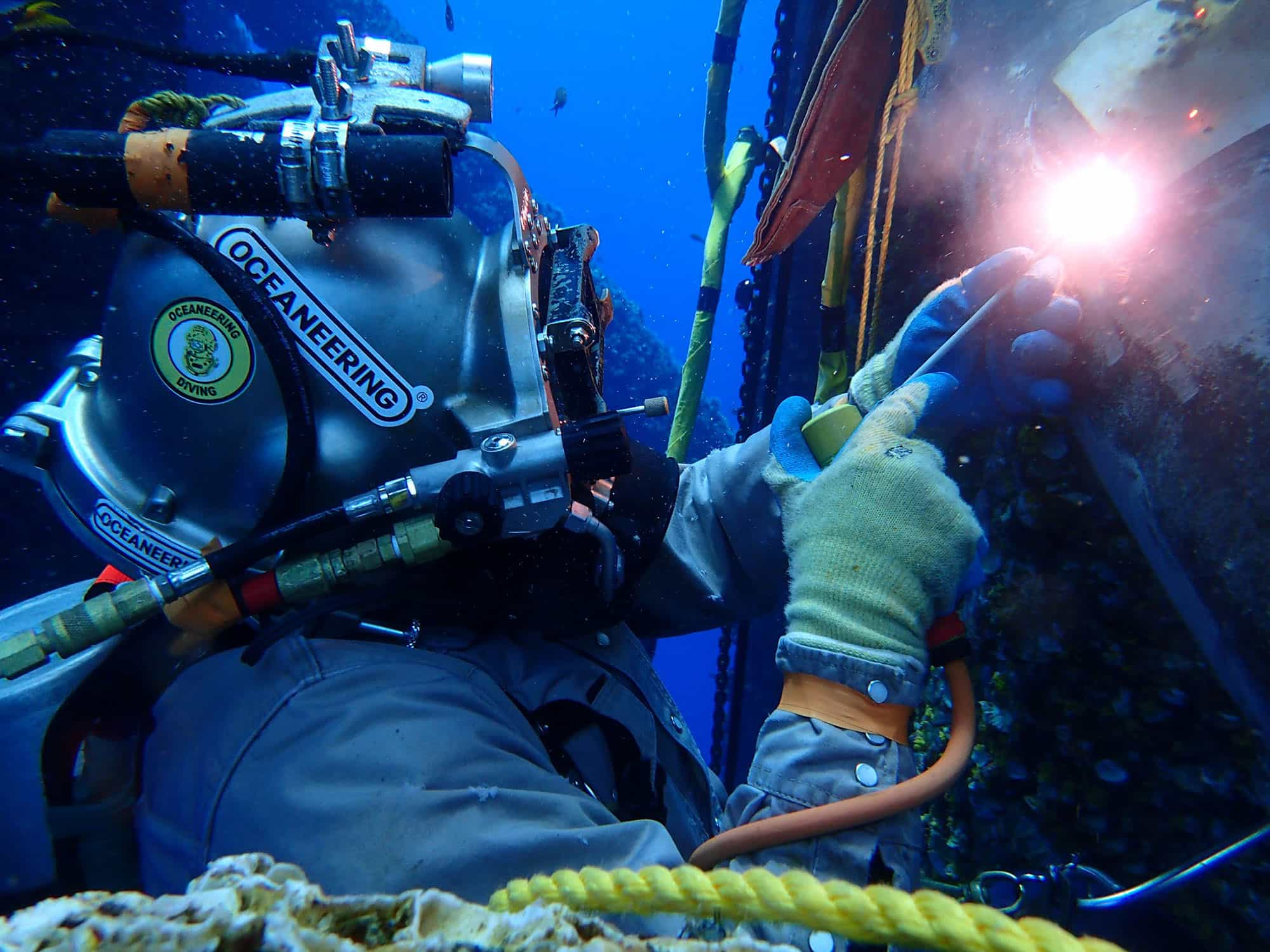 Commercial Diving